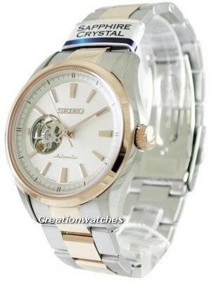 Seiko Automatic Rose Gold Tone Japan Made SSA260J1 SSA260J Men's Watch
