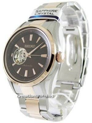 Seiko Automatic Rose Gold Tone SSA262J1 SSA262J Men's Watch