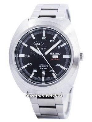 Seiko 5 Sports Automatic 24 Jewels SSA281 SSA281K1 SSA281K Men's Watch