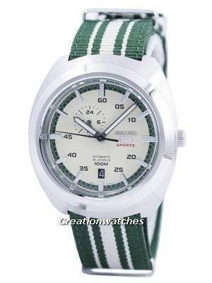 Seiko 5 Sports Automatic 24 Jewels SSA285 SSA285K1 SSA285K Men's Watch