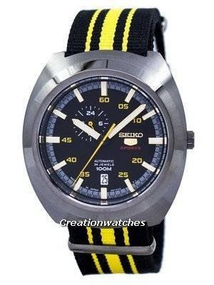 Seiko 5 Sports Automatic Japan Made SSA289 SSA289J1 SSA289J Men's Watch