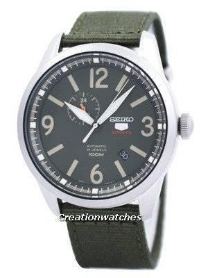 Seiko 5 Sports Automatic 24 Jewels SSA299 SSA299K1 SSA299K Men's Watch