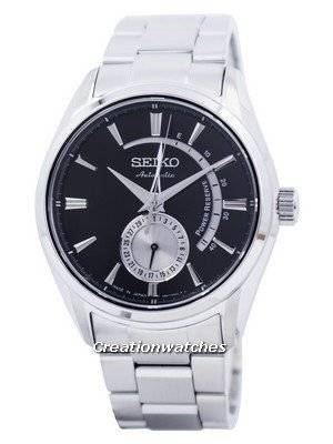 Seiko Presage Automatic Power Reserve Japan Made SSA305 SSA305J1 SSA305J Men's Watch