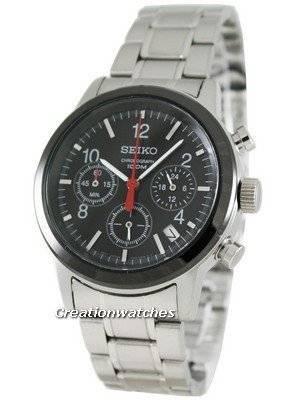 Seiko Chronograph Hardlex SSB011P1 SSB011 SSB011P Mens Watch