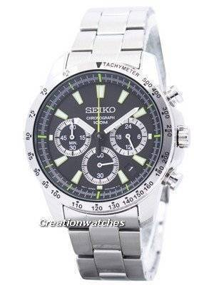 Seiko Classic Chronograph SSB027 SSB027P1 SSB027P Men's Watch