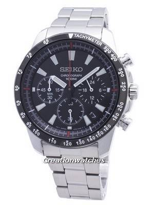 Seiko Neo Sports Chronograph SSB031 SSB031P1 SSB031P Men's Watch