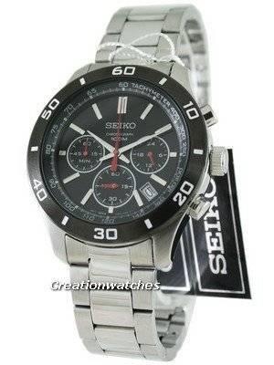 Seiko Classic Chronograph SSB053P1 SSB053P SSB053 Mens Watch