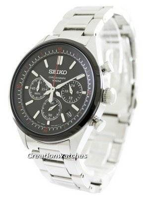 Seiko Chronograph SSB063 SSB063P1 SSB063P Men's Watch