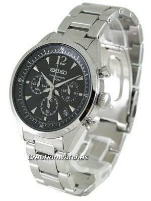 Seiko Chronograph SSB067 SSB067P1 SSB067P Men's Watch
