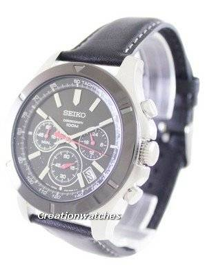 Seiko Chronograph SSB111P2 Mens Watch