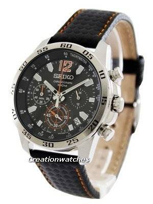 Seiko Sports Chronograph SSB135 SSB135P1 SSB135P Men's Watch