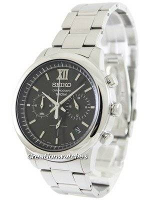 Seiko Chronograph SSB139 SSB139P1 SSB139P Men's Watch