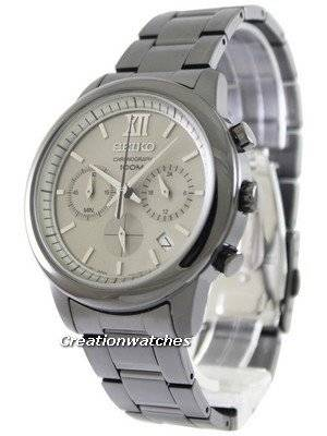Seiko Chronograph SSB141P1 SSB141P Men's Watch