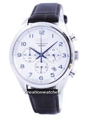 Seiko Quartz Chronograph SSB229 SSB229P1 SSB229P Men's Watch