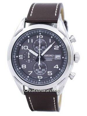 Seiko Chronograph Quartz SSB275 SSB275P1 SSB275P Men's Watch