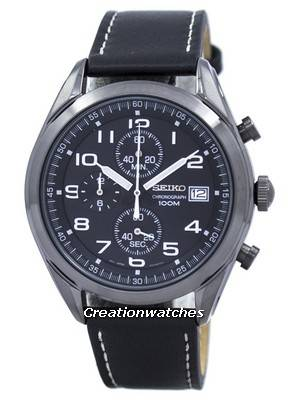 Seiko Chronograph Quartz SSB277 SSB277P1 SSB277P Men's Watch
