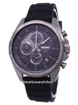 Seiko Chronograph Tachymeter Quartz SSB327 SSB327P1 SSB327P Men's Watch