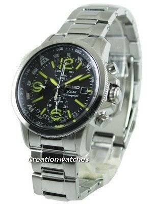 Seiko Prospex Solar Chronograph SSC093P1 SSC093P Men's Watch