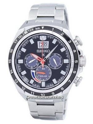 Seiko Prospex Solar Chronograph Power Reserve SSC603 SSC603P1 SSC603P Men's Watch
