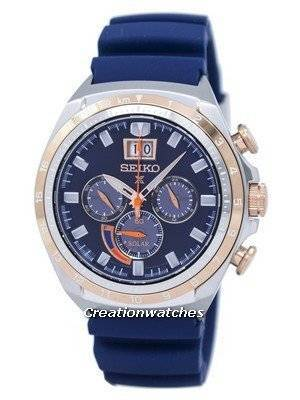 Seiko Prospex Solar Chronograph Special Edition SSC666 SSC666P1 SSC666P Men's Watch