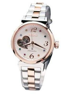 Seiko Lukia Automatic Swarovski Crystals SSVM014 Women's Watch