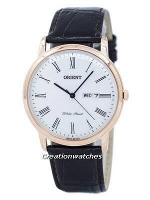 Orient Classic Capital Version 2 Quartz Japan Made SUG1R006W6 Men's Watch