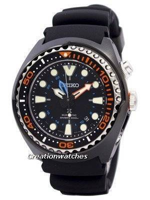Seiko Prospex Kinetic Divers SUN023 SUN023P1 SUN023P Men's Watch