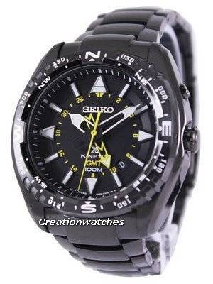 Seiko Prospex Land Kinetic GMT 100M SUN047 SUN047P1 SUN047P Men's Watch