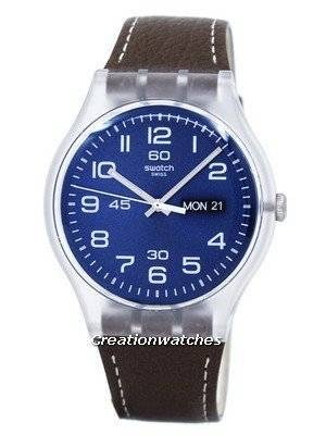 Swatch Originals Daily Friend Quartz SUOK701 Unisex Watch