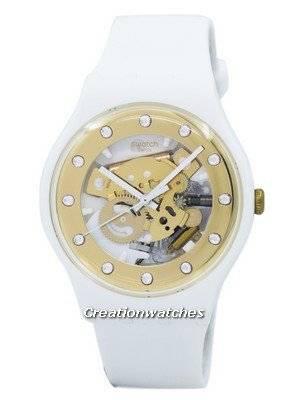 Swatch Originals Sunray Glam Quartz SUOZ148 Unisex Watch