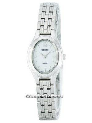Seiko Solar SUP005 SUP005P1 SUP005P Women's Watch