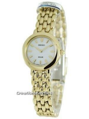 Seiko Solar SUP022P1 SUP022 SUP022P Ladies Watch