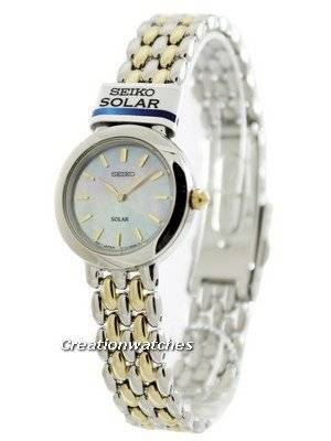 Seiko Solar SUP027 SUP027P1 SUP027P Women's Watch