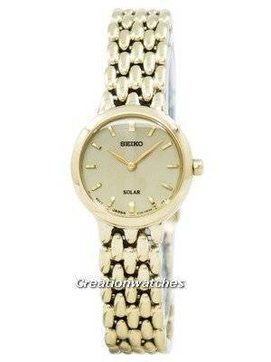 Seiko Solar SUP352 SUP352P1 SUP352P Women's Watch