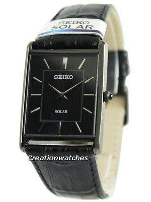 Seiko Core Solar SUP881 SUP881P1 SUP881P Men's Watch