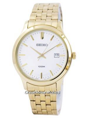 Seiko Neo Classic Quartz SUR148 SUR148P1 SUR148P Men's Watch
