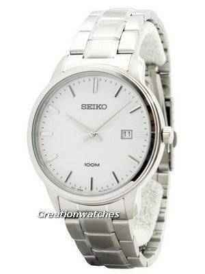 Seiko Quartz Neo Classic SUR191 SUR191P1 SUR191P Men's Watch