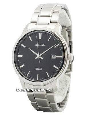 Seiko Quartz Neo Classic SUR195 SUR195P1 SUR195P Men's Watch