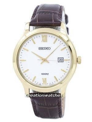 Seiko Quartz SUR226 SUR226P1 SUR226P Men's Watch