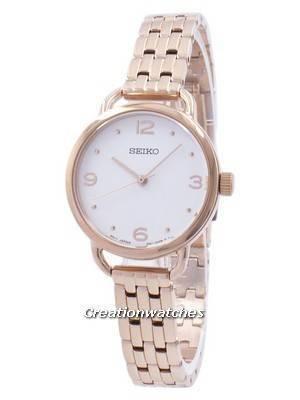 Seiko Recrafted Analog Quartz SUR672 SUR672P1 SUR672P Women's Watch