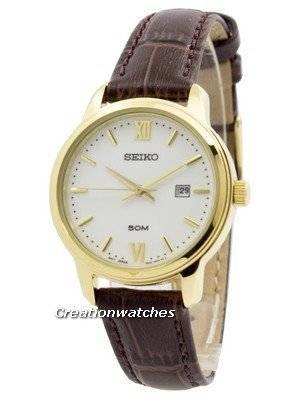 Seiko Quartz Neo Classic SUR742 SUR742P1 SUR742P Women's Watch
