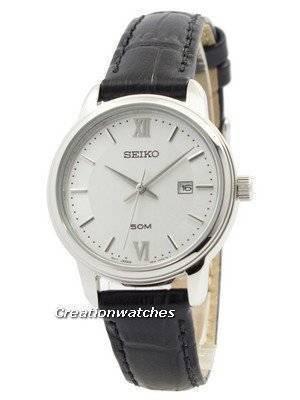 Seiko Quartz Neo Classic SUR743 SUR743P1 SUR743P Women's Watch