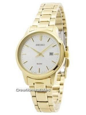 Seiko Quartz Neo Classic SUR744 SUR744P1 SUR744P Women's Watch