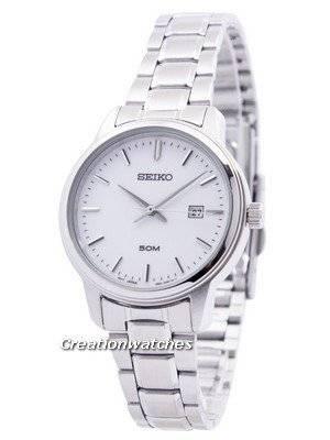 Seiko Quartz Neo Classic SUR751 SUR751P1 SUR751P Women's Watch