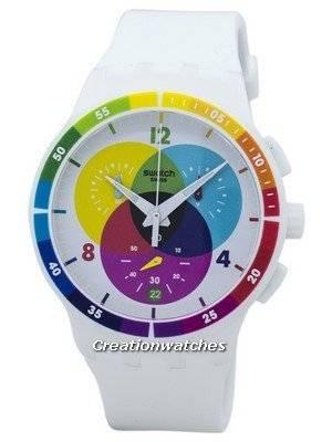 Swatch Originals Chromograph Quartz SUSW404 Unisex Watch