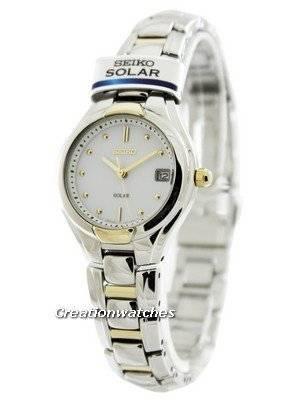 Seiko Solar SUT064 SUT064P1 SUT064P Women's Watch