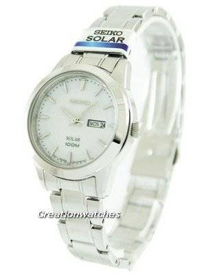 Seiko Solar SUT159P1 SUT159P Women's Watch