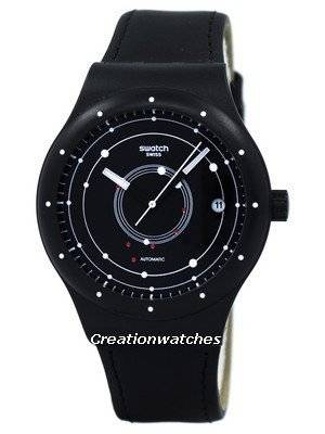 Swatch Originals Sistem Black Automatic SUTB400 Unisex Watch