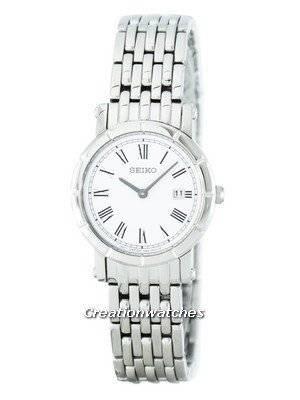 Seiko Quartz SXB417 SXB417P1 SXB417P Women's Watch