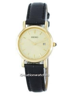 Seiko Quartz SXDA12 SXDA12P1 SXDA12P Women's Watch